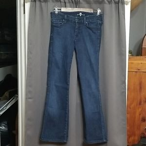 """7 For All Mankind """"A"""" Pocket jeans sz. 27"""